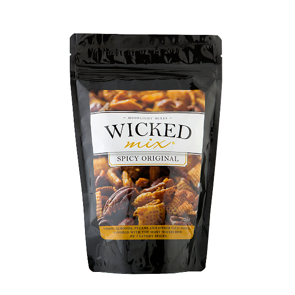 Wicked Mix Spicy Original Snack Mix - 14 oz bag