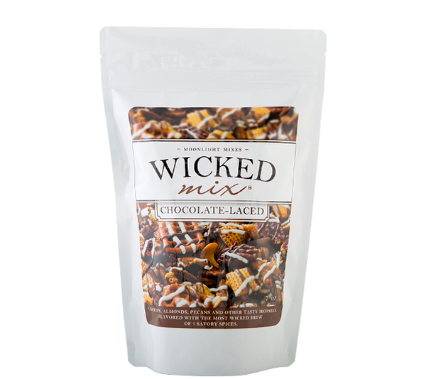 Wicked Mix Chocolate-Laced Snack Mix - 7 oz bag