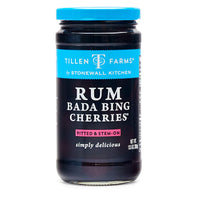 Tillen Farms Rum BadaBing Cherries