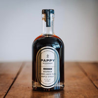 Pappy & Co Bourbon Barrel Aged Pure Maple Syrup - 12.7 oz bottle