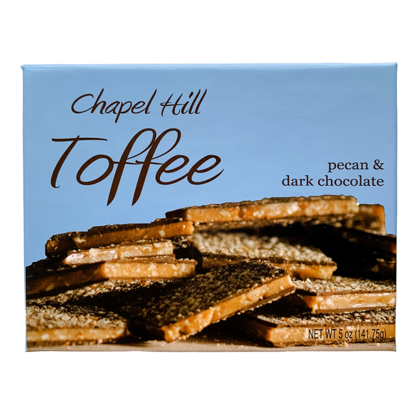 Chapel Hill Toffee - 5 oz box