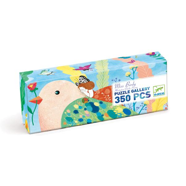 Miss Birdy Gallery Puzzle - 350 Pieces