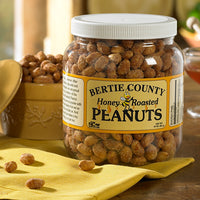 Bertie County Honey Roasted Peanuts
