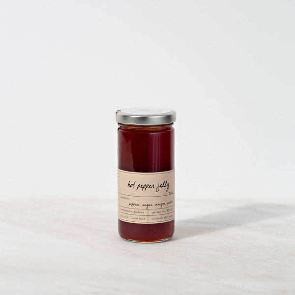 Stone Hollow Farmstead Hot Pepper Jelly