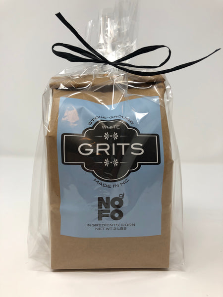 NOFO Stone-Ground Grits