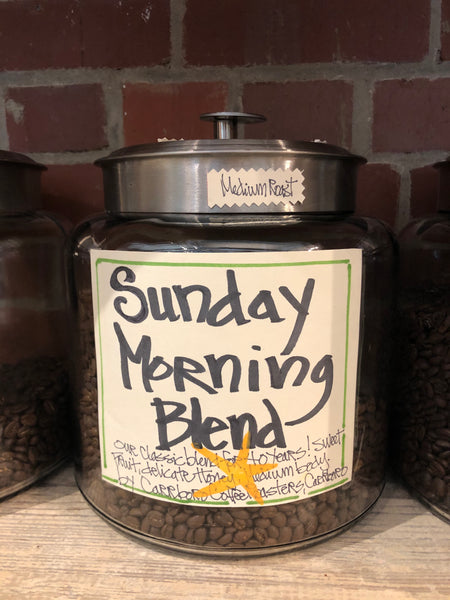 NOFO Sunday Morning Blend Coffee - ground