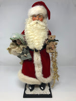 Santa Klaus, One of a kind by Elaine Roesle