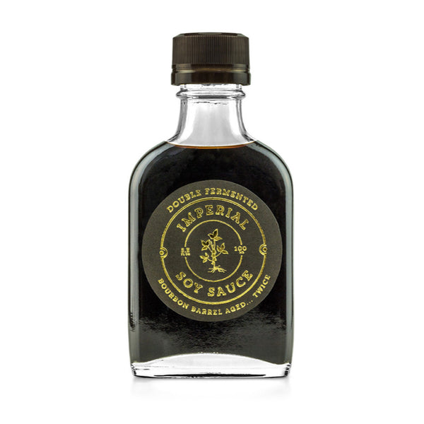 Double Fermented Imperial Soy Sauce
