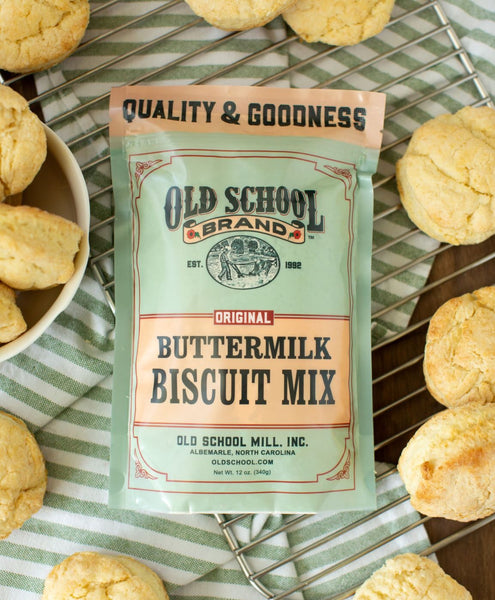 Old School Buttermilk Biscuit Mix