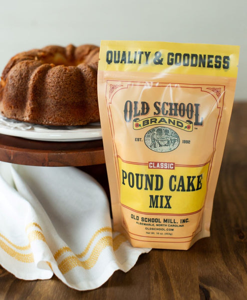 Old School Pound Cake Mix