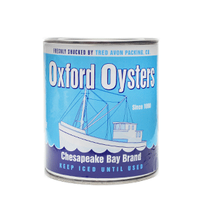 Vintage Oxford Oyster Candle