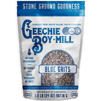Geechie Boy Mill Blue Grits
