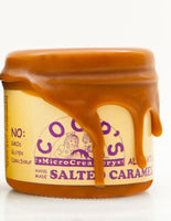 Coop's MicroCreamery Salted Caramel Sauce – mini jar