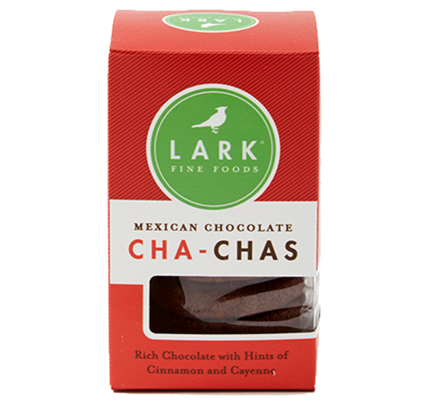 Lark Fine Foods Mexican Chocolate Cha-Chas