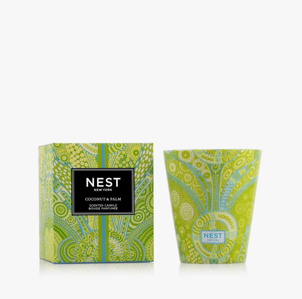 Nest Coconut & Palm Classic Candle