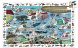 Aero Club 200 Piece Observation Jigsaw Puzzle