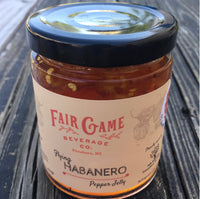 Fair Game Beverage Co. Flying Habanero Pepper Jelly