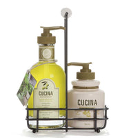 Cucina Coriander and Olive Tree Hand Care Duo