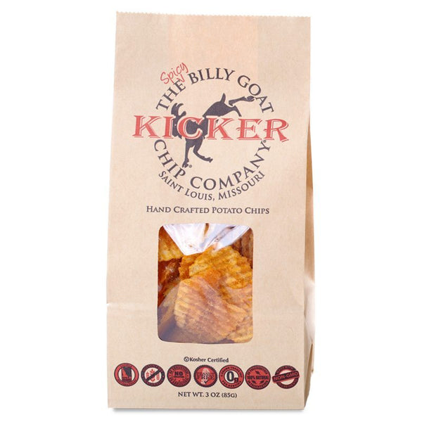 Billy Goat Chip Co. Potato Chips - Kicker