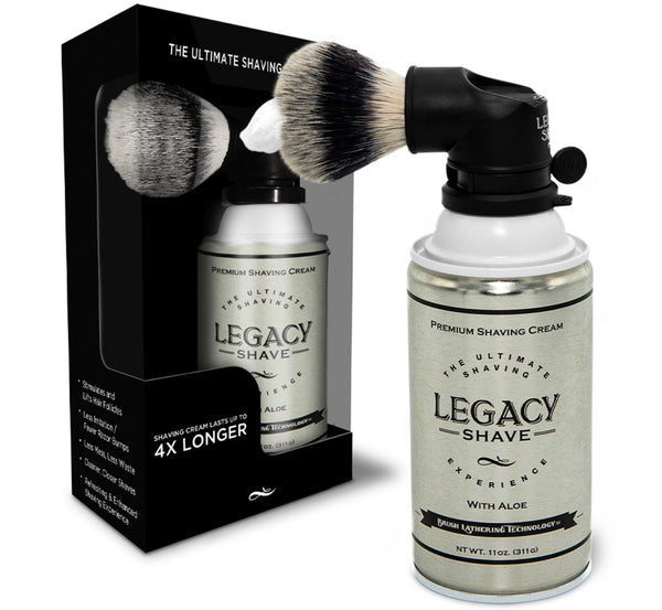 Legacy Shave Ultimate Shave Experience