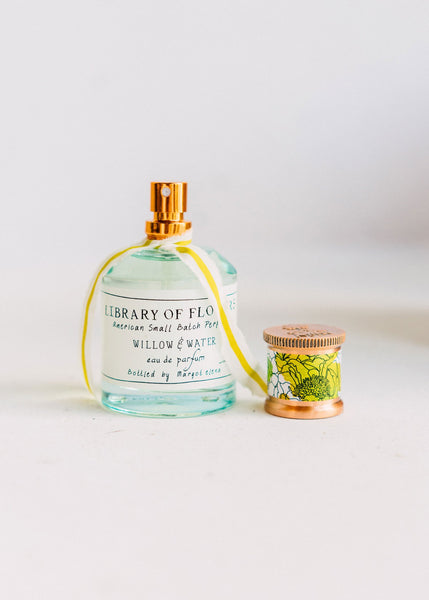 Library of Flowers Willow & Water Eau De Parfum
