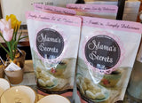 Mama's Secrets Wedding Cookies - 8 oz Tin