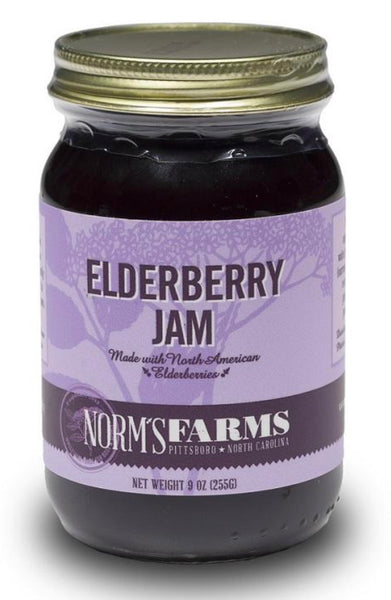Norm's Farms Elderberry Jam