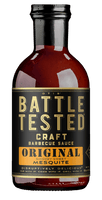 Battle Tested Craft Barbecue Sauce -Original Mesquite