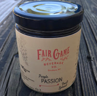 Fair Game Beverage Co. Purple Passion Fruit Spread