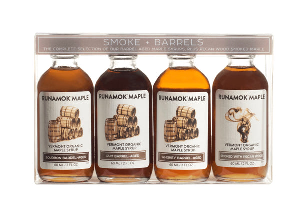 Runamok Smoke + Barrels Pairing Collection