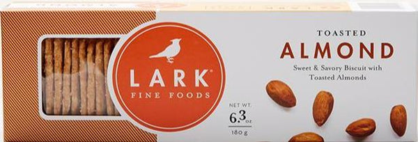 Lark Fine Foods Toasted Almond Sweet & Savory Biscuit