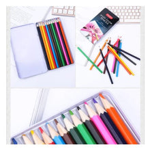 Load image into Gallery viewer, Watercolor Pencils Set