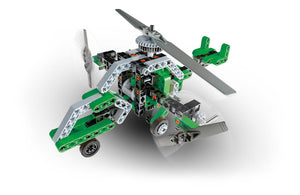 Mechanics Lab -  Helicopter & Airboat - Science & Play  - STEM