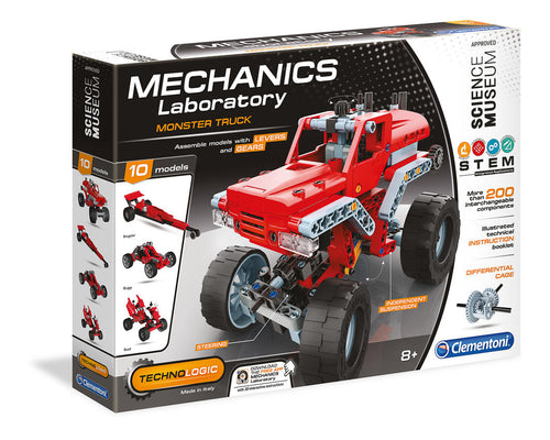 Mechanics Lab - Monster Truck - Science & Play  - STEM