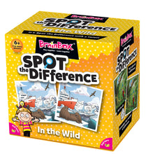 Load image into Gallery viewer, BrainBox - Spot the Difference (48 Cards)