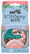 Load image into Gallery viewer, Aromatherapy Scented Putty - Grateful Heart (Rose) 6.35cm Tin