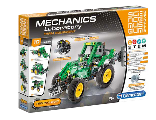 Mechanics Lab - Farm Equipment - Science & Play - STEM