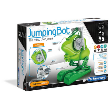 Jumping Bot - Science & Play  - STEM