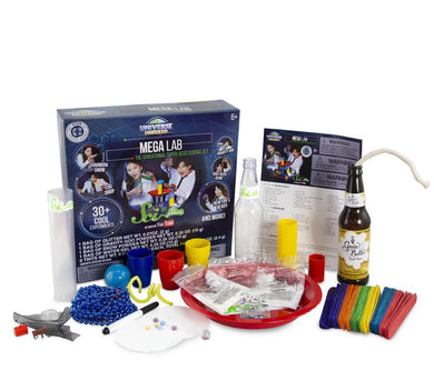 Universe Unboxed - Mega Lab (STEM Learning)