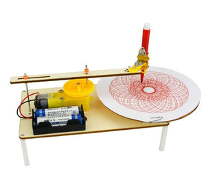 Drawing Plotter DIY (STEAM learning)