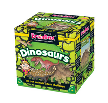 Load image into Gallery viewer, BrainBox - Dinosaurs (55 Cards)
