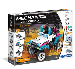 Mechanics Lab - Jeep Safari Park - Science & Play  - STEM