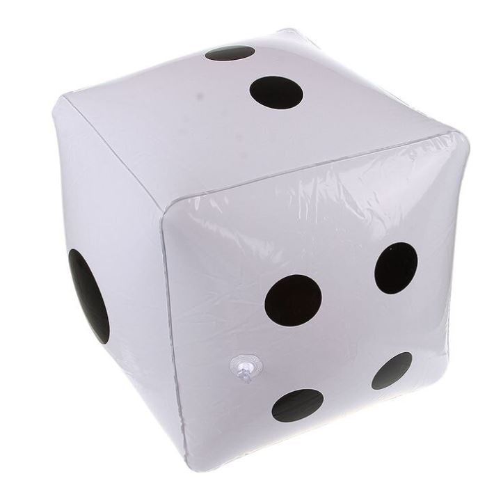 Large Inflatable Dice