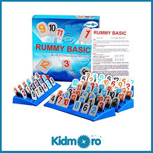 Load image into Gallery viewer, Rummikub Tile Board Game Basic
