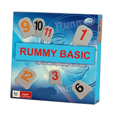 Rummikub Tile Board Game Basic