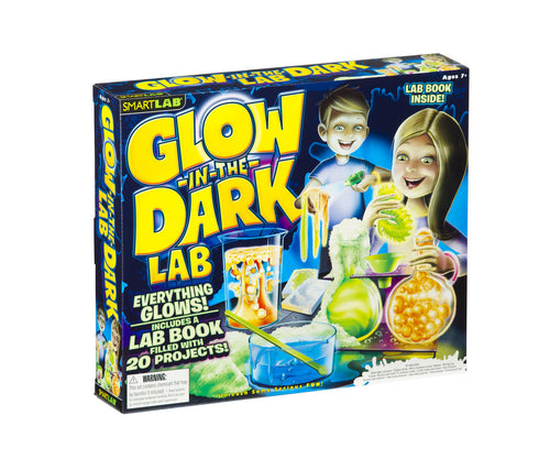 Glow in a Dark Lab - 20 Projects