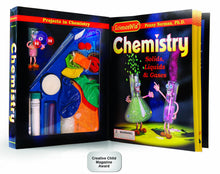 Load image into Gallery viewer, Chemistry, 40 page book & materials (STEM Learning)