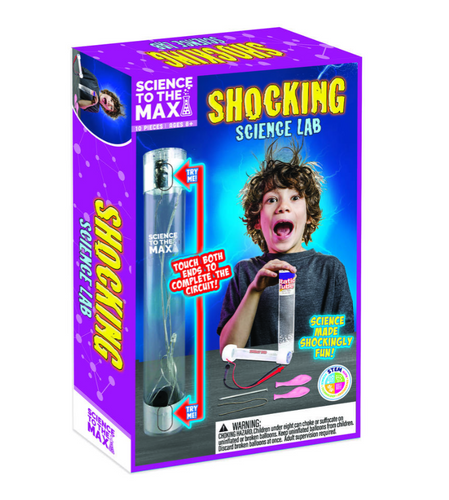 Shocking Science Lab - STEM