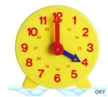 Load image into Gallery viewer, Montessori Student Learning Clock