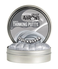 Load image into Gallery viewer, CRAZY AARON'S PUTTY -Quick Silver Magnetic Putty 10cm incl Magnet